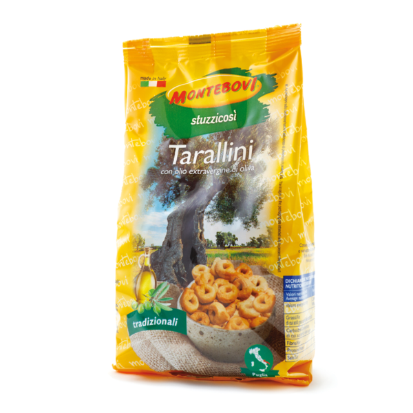 Tarallini Tradizionali